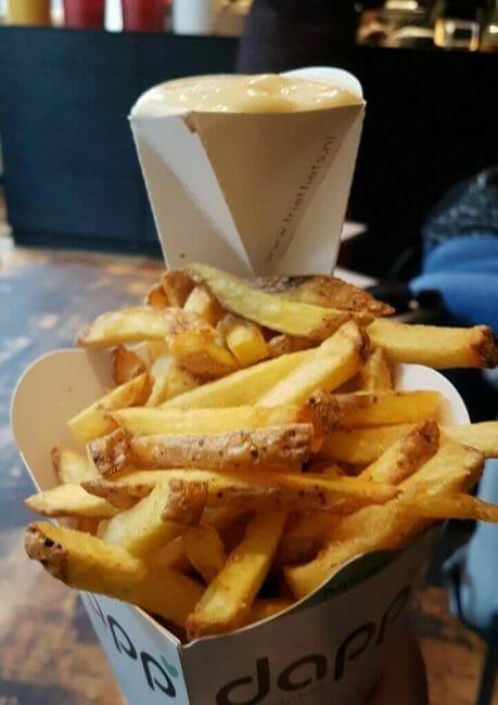 Frietwinkle Fries