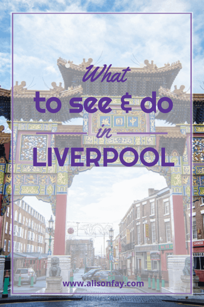 Best things to see & do in liverpool, Pinterest