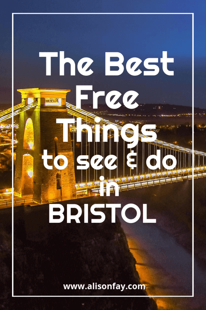 Best free things to see and do in bristol